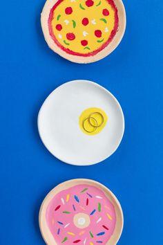 DIY Trinket Dishes   Studio DIY®
