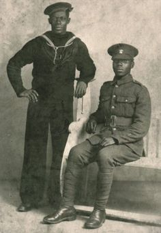 Marcus Bailey, left, served on the Royal Navy's HMS Chester during The ship took part in the Battle of Jutland June the bloodiest naval confrontation of the First World War. The Chester sustained heavy losses on board but Marcus survived British Black History, Black History Month Facts, Uk History, History Books, Book Outline, History Projects, Black Pride, First World, World War