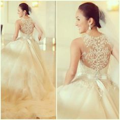 Stunning Bridal Gowns By Veluz