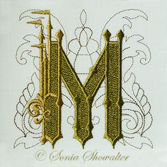 The Citadel Alphabet- M: Sonia Showalter