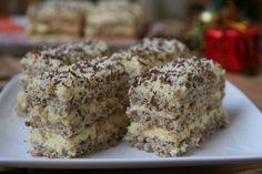 A különleges krémek teszik ezt a süteményt csodássá! Nem lehet abbahagyni az evést, olyan finom! Hozzávalók: 12 tojásfehérje 12 evőkanál darált dió 12 evőkanál cukor[...]