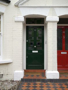 The London Door Company - Front Door Ealing, London - LDC Mushroom ...