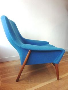 restored parker-knoll chair