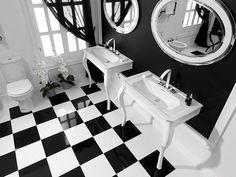 Blanco y negro, el elegante contraste que dota de exclusividad al…