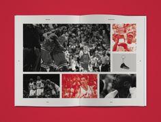rebound magazine by Josep Duran Frigola, via Behance