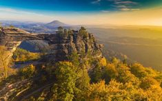 25 nejkrásnějších míst národního parku České Švýcarsko a jeho okolí Pacific Coast Highway, Death Valley, Parc National, National Parks, Prague, Big Sur, Honduras, Monument Valley, Switzerland Tour