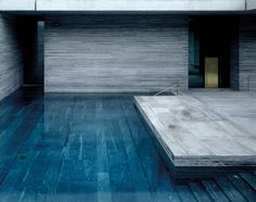 Therme Vals. Peter Zumthor