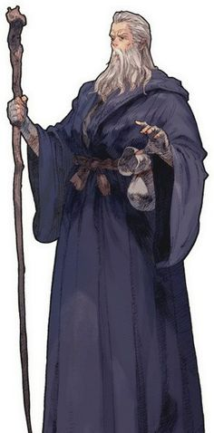 Magic-User was one of the three original classes, the other two being Fighting Man and Cleric. Physically weak and vulnerable, but compensates with the potential to develop powerful spellcasting abilities. In practice a mid- to high-level Magic-User was a combination intelligence gatherer and walking artillery, gathering information about possible dangers not yet seen and augmenting the physical combat abilities of the other classes with potentially devastating long range and area attacks.