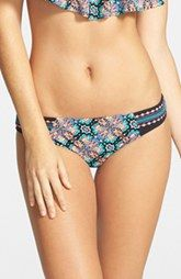 Nanette Lepore 'Paloma Charmer' Bikini Bottoms
