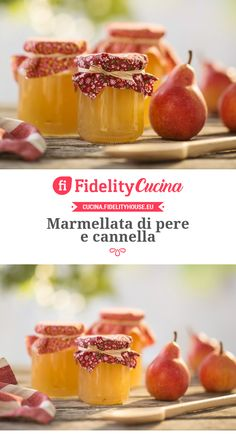 Marmellata di pere e cannella Easy Brunch Recipes, Egg Recipes For Breakfast, Breakfast Bake, Chutney, Crockpot French Toast, Healthy Cinnamon Rolls, Jelly Cream, Breakfast Sandwich Maker, Hashbrown Breakfast Casserole