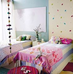 Ideas para decorar el dormitorio infantil