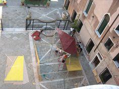 Experimentelle Architektur an der Sommerakademie Venedig Open Academy, Summer 2015, Venice, Venice Italy, Summer, Architecture