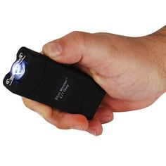 Black Stun Master Li'l Guy12 Million Volt Stun Gun
