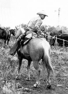 Tuffy Thompson, old school rodeo cowboy, PRCA champion
