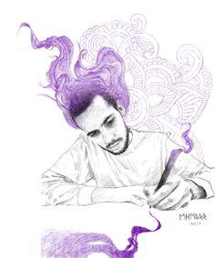 Retrato de mi amigo Fran