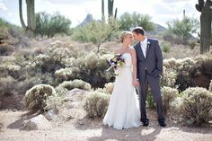 Troon North Golf Club : Jen + Dylan