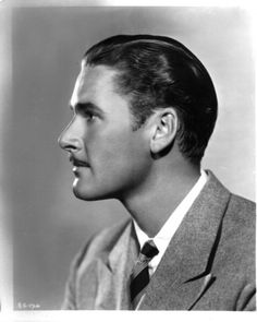 Errol Flynn| Be Inspirational|  ❥|Mz. Manerz: Being well dressed is a beautiful form of confidence, happiness & politeness