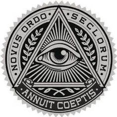 illuminati eye triangle on PopScreen
