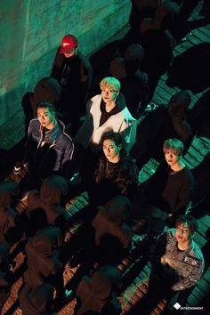 B.A.P Hands Up. This is their THIRD comeback this year, and they still killing the game! I got into BAP because of The Rose era, and I'm so glad to stan them!