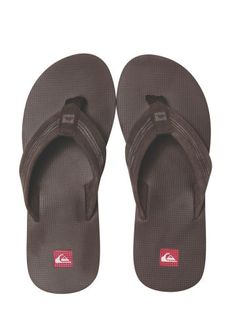 50d22503f80a0c 50% OFF Men s Quiksilver Sandals + FREE shipping at Quiksilver.com! Pulse  Sandals -  12.00 shipped! (were 24.00)