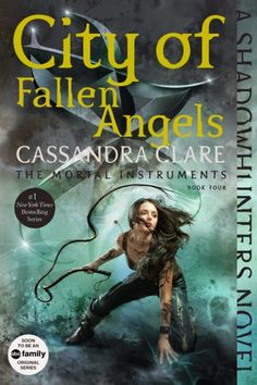 The mortal instruments new book