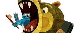 Super Fun Illustrations by Jacob Souva