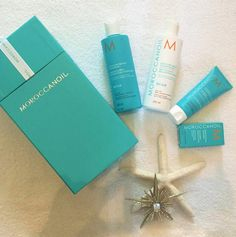 Christmas Gift Ideas from Captiva Spa...  Premium Moroccan Oil Gift Set, featuring full size Shampoo and Conditioner, a mini Moroccan Oil and mini Repair Mask.  £40 (also available in Volume or Hydrate).   Compare our prices with the leading names on the high street and online:  Look Fantastic: £49.10 http://www.lookfantastic.com/moroccanoil-premium-style-set/11336178.html  Feel Unique: £41.25 http://www.feelunique.com/p/Moroccanoil-Premium-Repair-Set