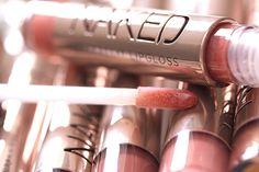 Urban Decay Naked Ultra Nourishing Lipgloss from the spring 2014 collection