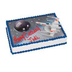 Star Wars X-Wing Cake Kit