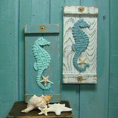 Best Seahorse Wall Decor Products on Wanelo