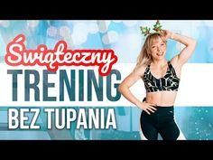 (1) ŚWIĄTECZNY TRENING BEZ TUPANIA I SKAKANIA | Codziennie Fit - YouTube Bra, Fitness, Sports, Youtube, Swimwear, Fashion, Hs Sports, Bathing Suits, Moda