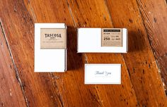 Tascosa Bullet Box Packaging by Nudge