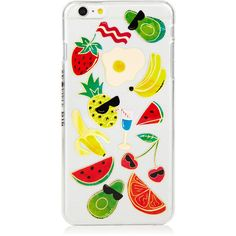 iPhone 6 PLUS 6S PLUS Brunch Case ($24) ❤ liked on Polyvore featuring accessories and tech accessories