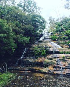 Day at the Blue Mountains #Beautiful #BlueMountains  www.parkmyvan.com.au #ParkMyVan #Australia #Travel #RoadTrip #Backpacking #VanHire #CaravanHire