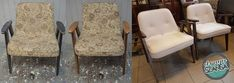ARMCHAIRS RENOVATION Armchairs, Dining Chairs, Handmade, Diy, Furniture, Home Decor, Wing Chairs, Couches, Hand Made
