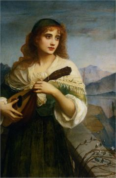 Francesca - Charles Edward Hallé