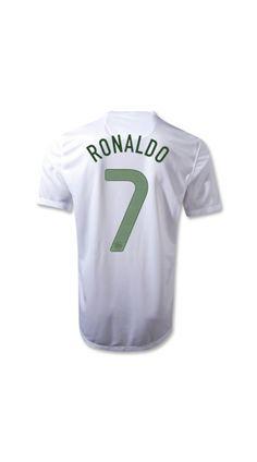 Discount Thailand Quality Portugal RONALDO 7 Away soccer football  shirts e2b1b44371ebd