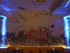Comics bar Phuket 4