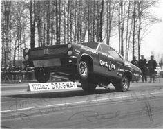 1960s Funny Cars | ... Gates' Gate Job Mercury Comet Funny Car. Photo thanks to Daryl Huffman
