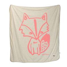 Hello Fox Single Layer Wrap