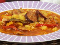 Przedstawiam Wam bardzo prosty przepis na bardzo dobrą zupę :) Jest pyszna, kolorowa i sycąca. Smakuje wszystkim - bez wyjątku. Przepis na zupa cygańska.