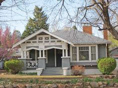 The Arts and Crafts Movement was an international design movement that flourishe… – ArtandCraft Cottages And Bungalows, Cabins And Cottages, Arts And Crafts House, Design Movements, Craftsman Style Homes, Stone Houses, Arts And Crafts Movement, Little Houses, Outdoor Structures