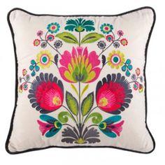 Nz. Merchants Anika Bright Cushion - Forlongs