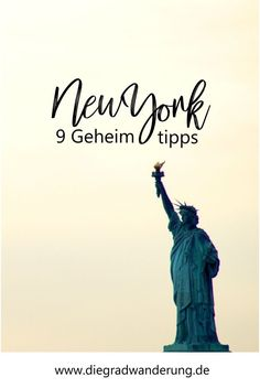 9 Geheimtipps für New York City You want to get to know New York away from the usual tourist spots? Then take a look at my 9 secret tips for New York and let yourself be inspired. Visit New York, New York Must See, Go To New York, Map Of New York, New York City Travel, New York Central, Central Park, Central City, Brooklyn Bridge