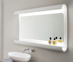15 fantastiche immagini su Specchi bagno | Lighting design, Bathroom ...