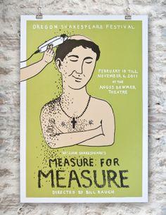 Measure for Measure. Oregon Shakespeare Festival