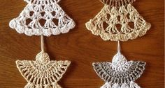 [Free Pattern] This Guardian Angel Decoration Is A Must-Have!
