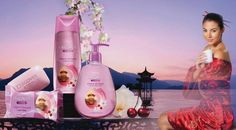 Discover China Bodycare by Oriflame