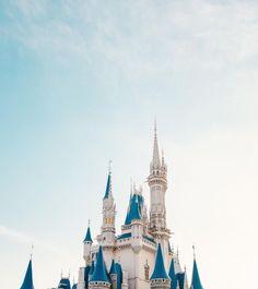 Cinderella's Castle | disney planning | walt disney world | magic kingdom