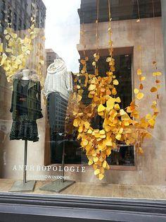 "Anthropologie NYC presents ""Image of Autumn"", pinned by Ton van der Veer"
